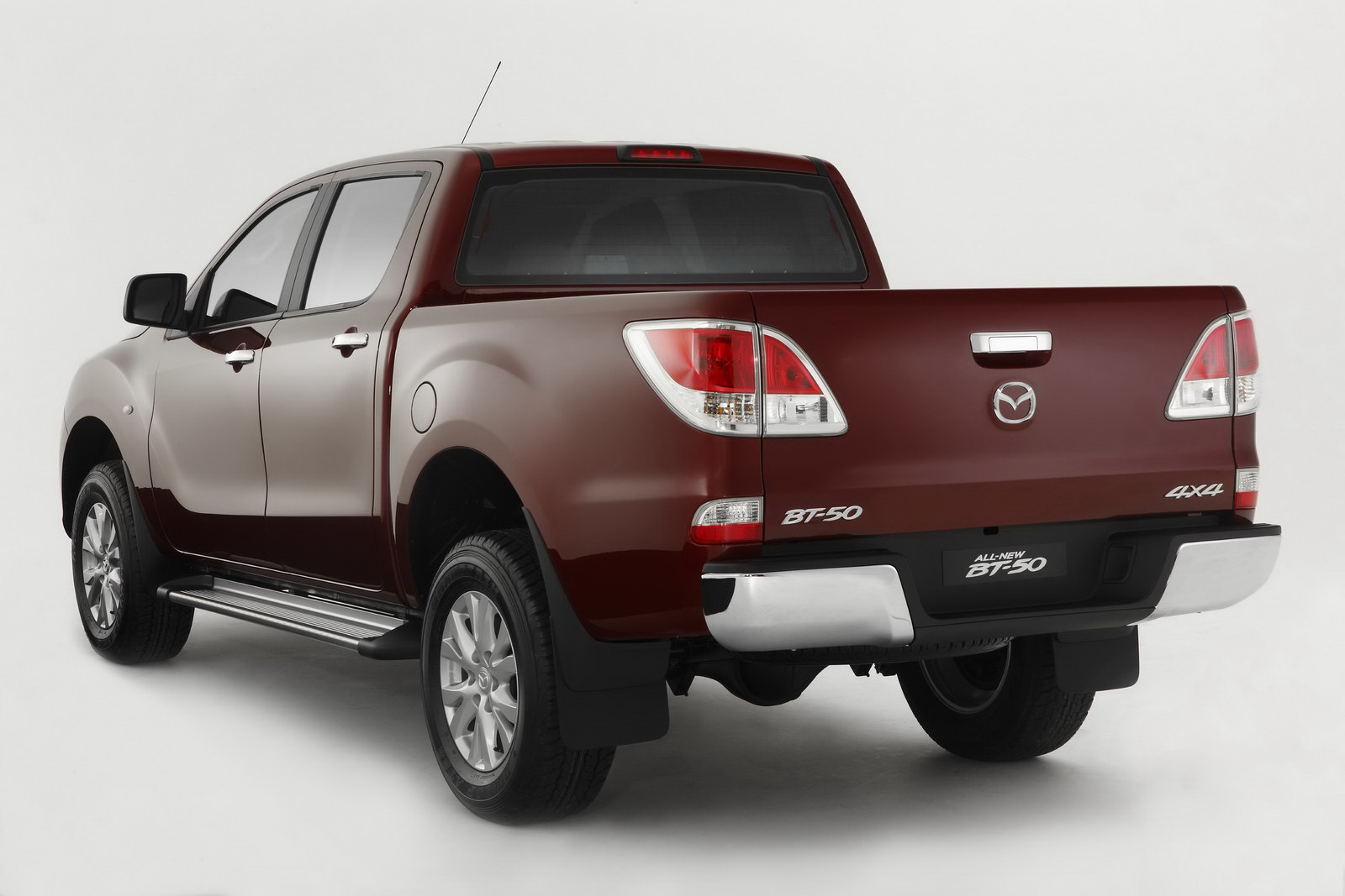 New Mazda BT-50 Pickup Truck Car Free Download Image Of