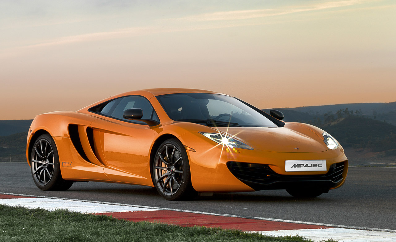 carbarn mclaren mp4 12c a sports car designed Free Download Image Of