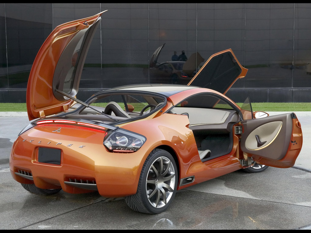 Mitsubishi Eclipse Autos Reviews Sports Cars and Pictures Wallpapers Download