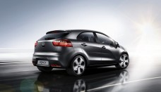Kia Rio Sedan Headed to New York  Free Download Image Of