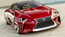 Lexus lf lc hybrid supercar concept Planning New Concept For Paris Wallpapers Desktop Download