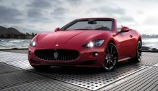 Maserati GranCabrio Sport Desktop Backgrounds