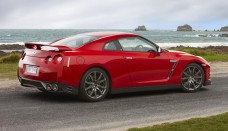 2012 Nissan GT-R Australia Wallpaper HD