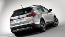 Hyundai Reveals European Santa Fe SUV in Announcing UK Prices Wallpapers HD
