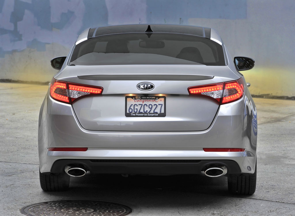 kia Optima Unveiled Wallpapers HD
