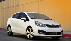 Kia Rio front three quarter introduced the third generation Photo Gallery Desktop Backgrounds free