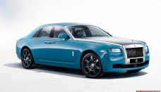 Rolls Royce Ghost Alpine Trial Centenary Edition Wallpaper HD