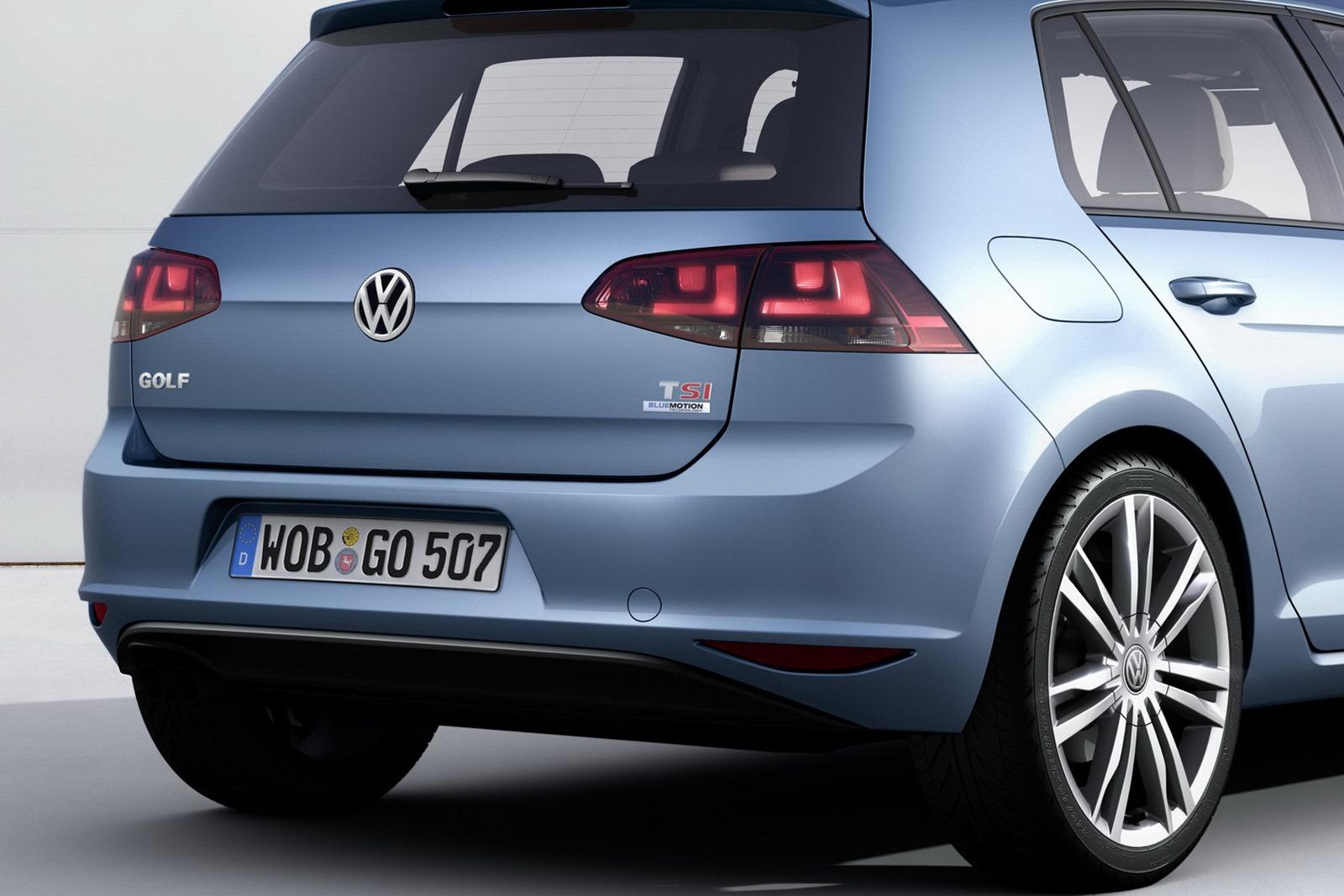 Volkswagen Golf Mk7 17 High Resolution Wallpaper Free Wallpaper