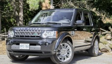 Land Rover LR4 HSE Lux Wallpapers Download