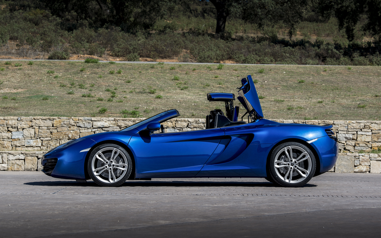 2013 McLaren 12C Spider First Drive Photo Gallery Wallpaper Backgrounds