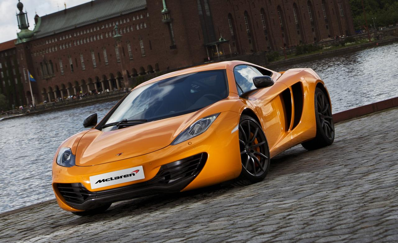 McLaren MP4 12C photo Super Sports Car designed Free Download Image Of