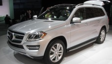 Mercedes-Benz GL450 New Technologies Free Download Image Of