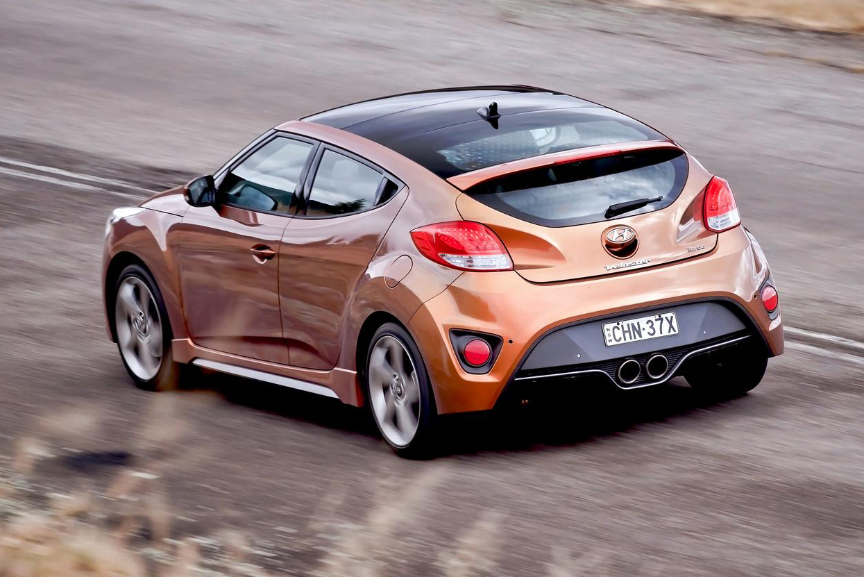Hyundai Veloster SR Turbo On Sale In Australia Edition Wallpapers HD
