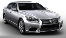 Lexus LS Revealed Further In New Images Photo Amazing Desktop Backgrounds