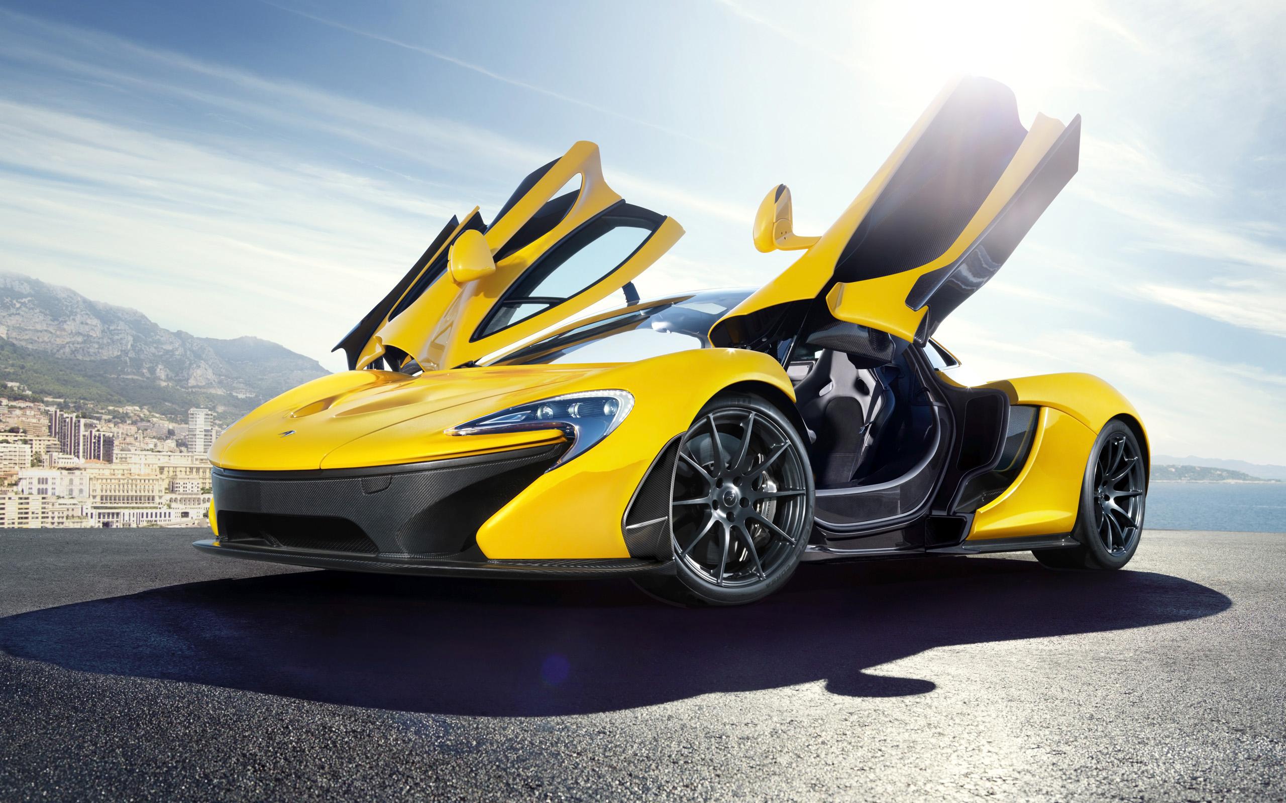 McLaren P1 wide Motor Show Photo Gallery Desktop Backgrounds