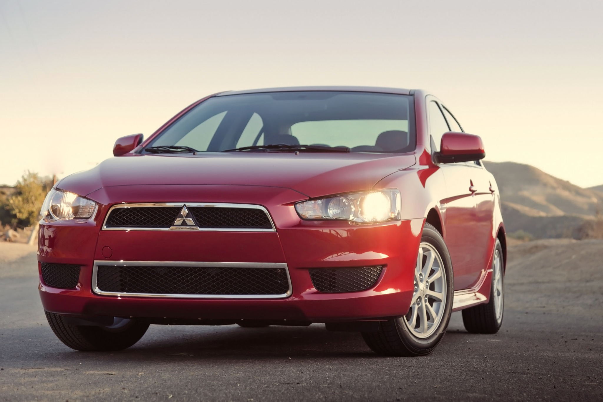 mitsubishi lancer GT sedan The often overlooked Wallpapers HD