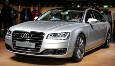 Audi A8 W12 White Free Download Image Of