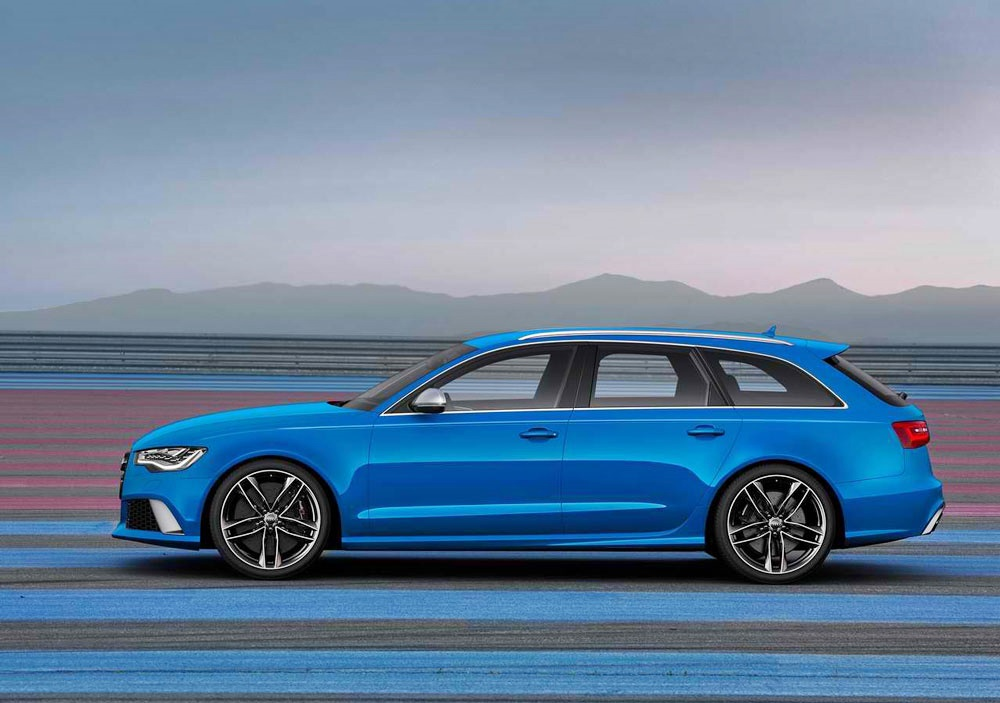 Audi RS6 price in blue Free Download Image Of