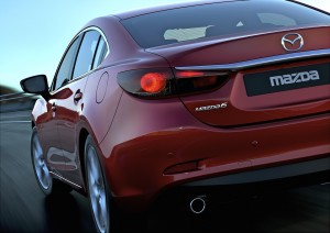 2014 Mazda 6 RUS HIGH SDN PE SOUL RED Design Car Free Download Image Of
