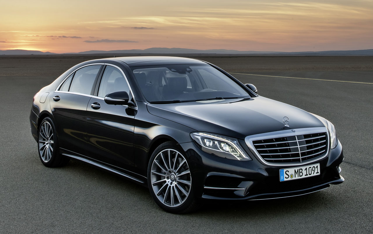 Mercedes Benz S Class Wallpapers Download