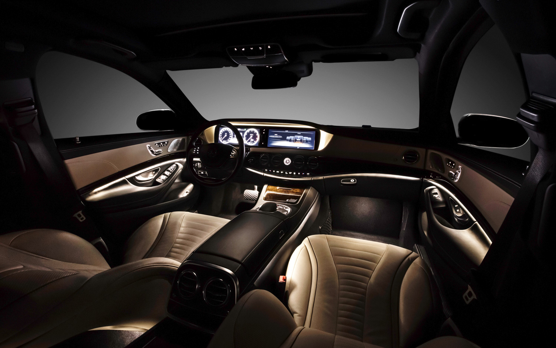 Mercedes Benz S Class cockpit Photo Wallpaper Backgrounds