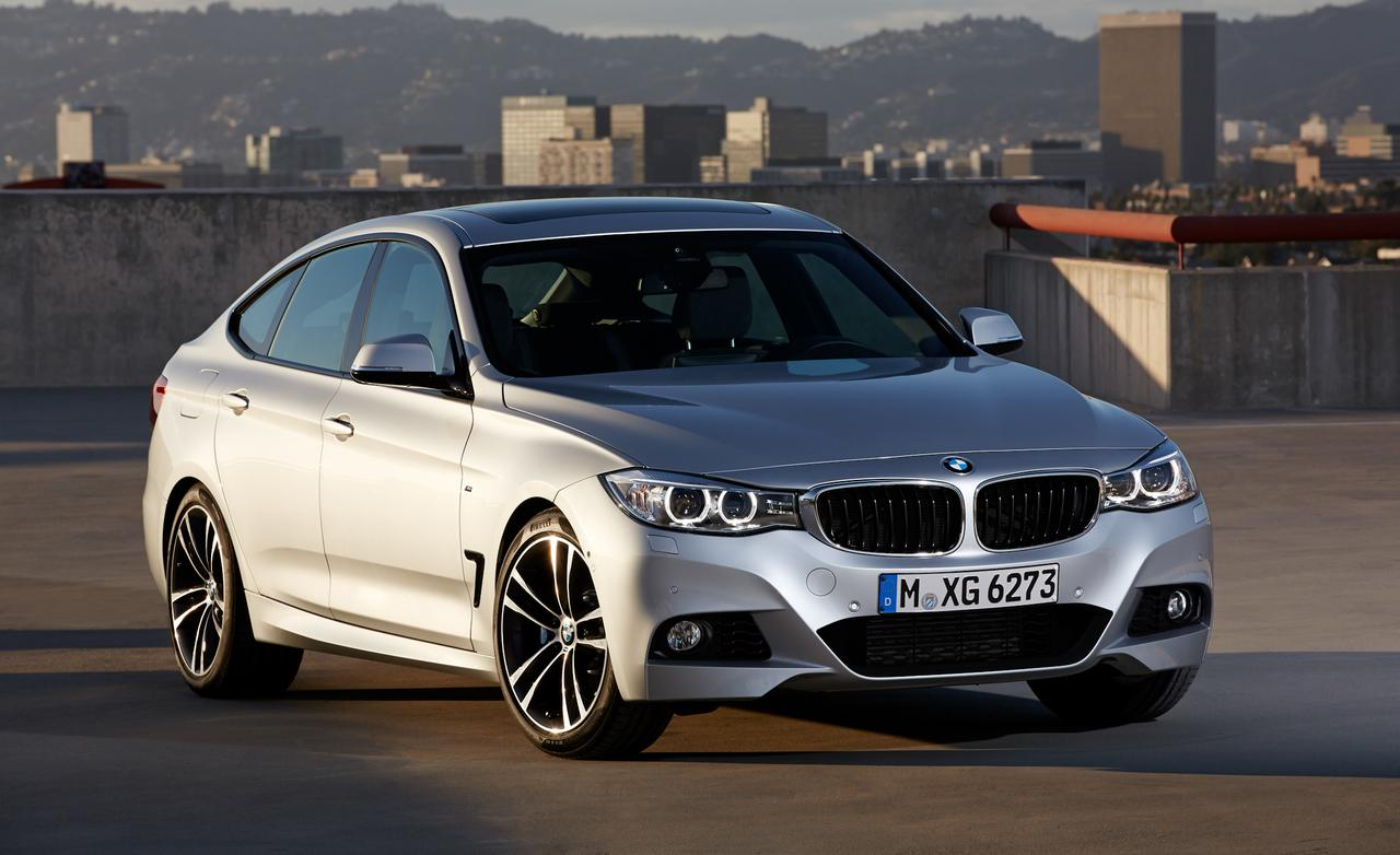 2014 BMW 335i GT M Sport Line Photo Free Download Image Of
