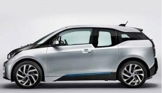 BMW i3 Electric Car Revealed In Leaked Images High Resolution Wallpaper Free