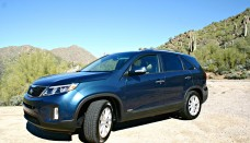 Kia Sorento Review and First Drive Free Download Image Of