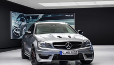 mercedes benz c63 amg edition 507 Wallpapers Download
