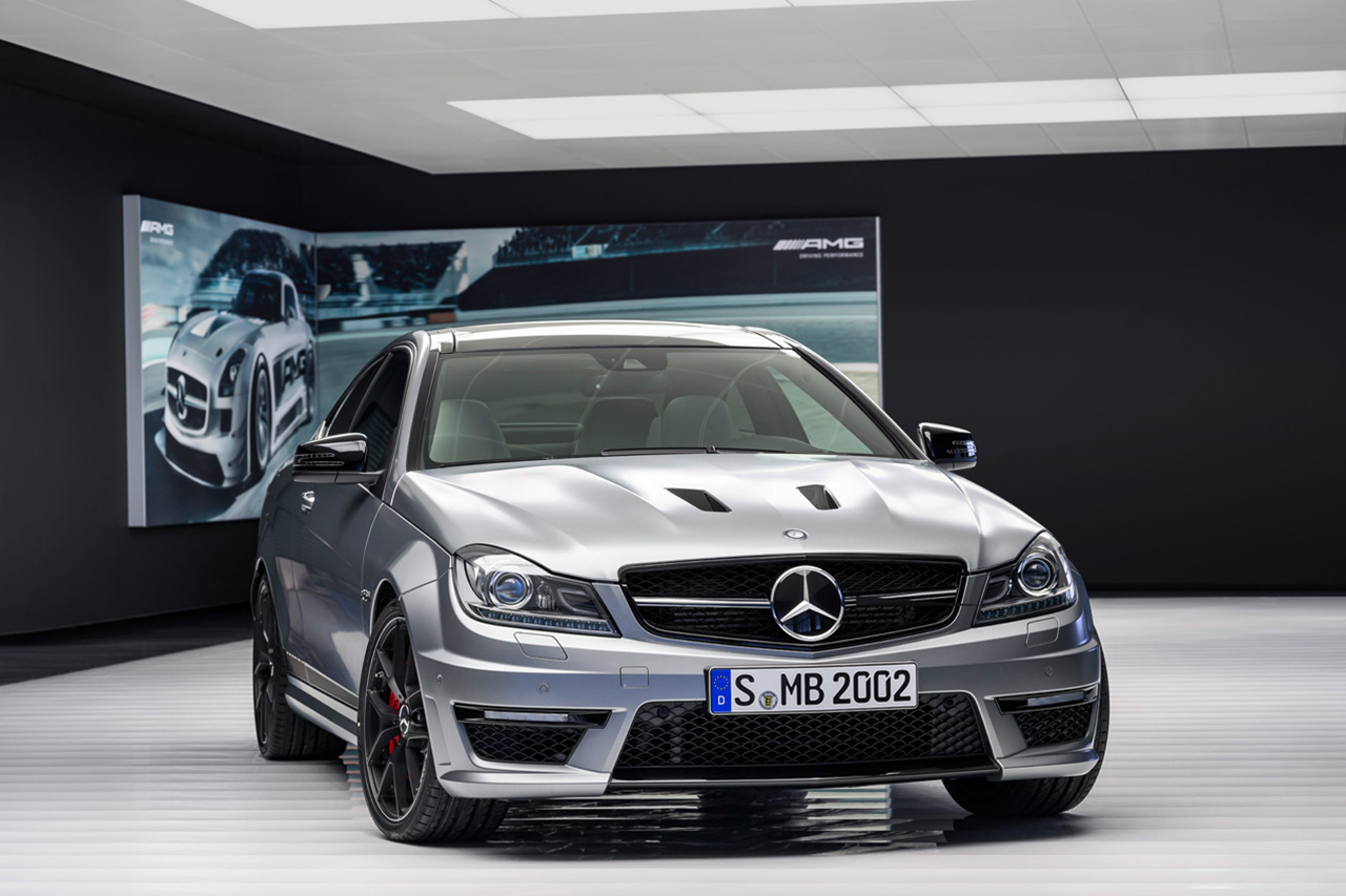 mercedes benz c63 amg edition 507 Wallpapers Download Wallpaper