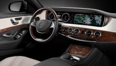 Mercedes Benz S Class cockpit Photo Gallery Wallpapers Desktop Download
