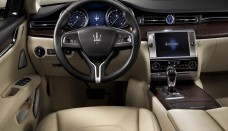 Maserati quattroporte overseas also claims that the chassis is capable of accepting a wide Wallpapers HD