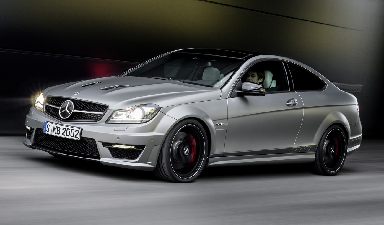 mercedes benz c 63 amg edition wallpapers High Resolution Picture
