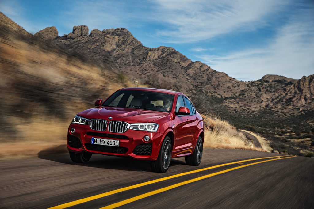 BMW X4 red HD Free Picture Download Image Of