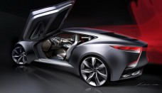 Hyundai Genesis Coupe HND 9 concept rear Wallpapers Desktop Download