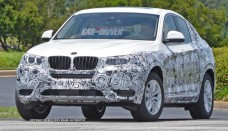 BMW X4 spy photo Free Picture Download Image Of
