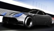 Maserati Gran Turismo Concept Auto Show Desktop Backgrounds