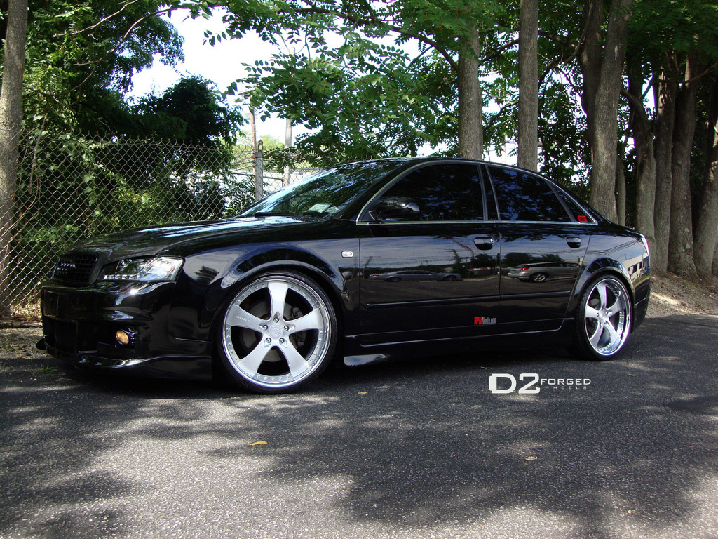 AUDI A4 rims 20″ D2FORGED VS3 Wheels Wallpapers HD