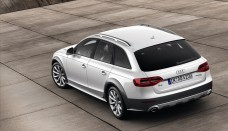 Audi A4 allroad quattro 2013 widescreen HD Wallpapers Luxury