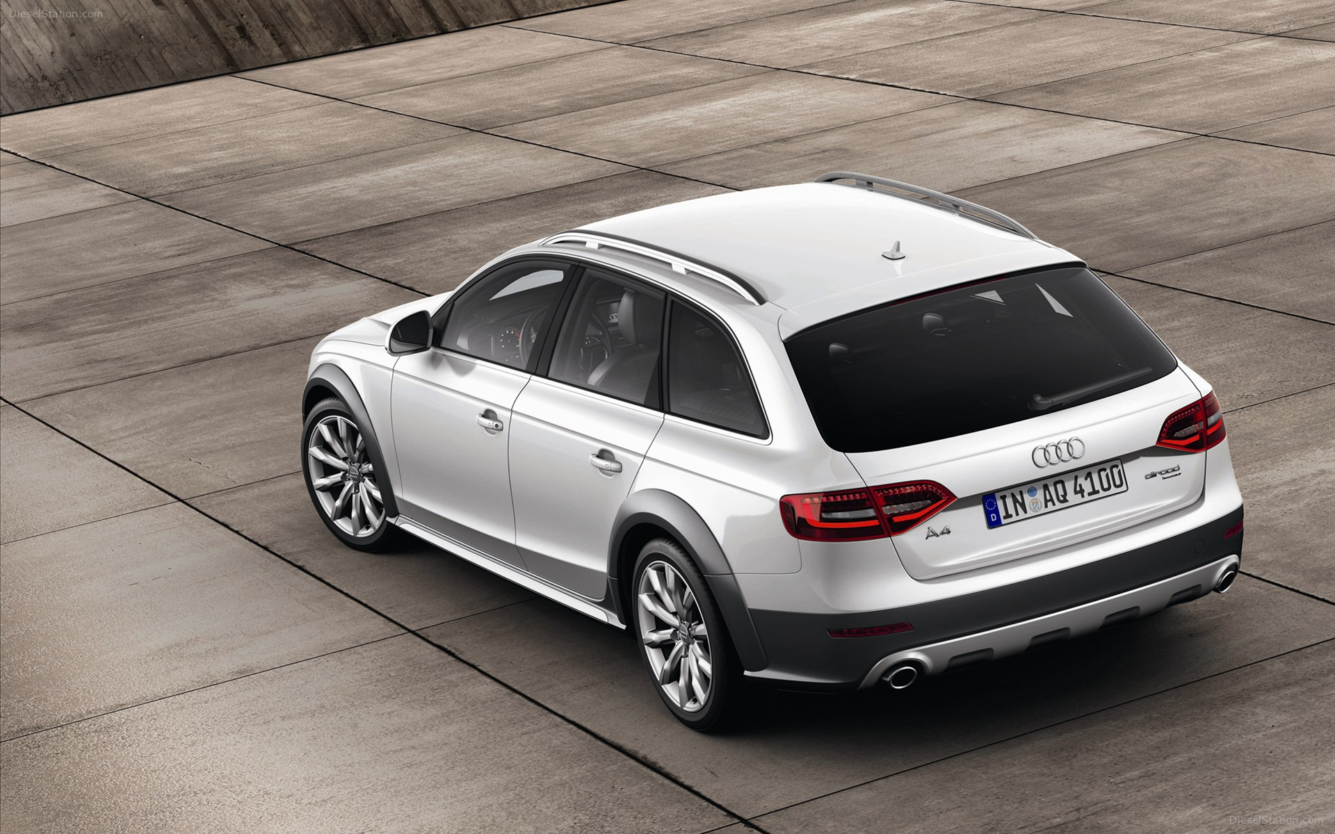 Audi A4 allroad quattro 2013 widescreen HD Wallpapers Luxury