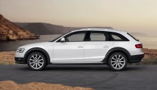 Audi A4 allroad quattro widescreen HD Wallpapers Luxury