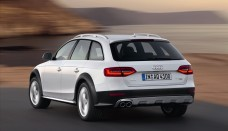 Audi A4 Allroad Quattro HD Wallpapers Luxury