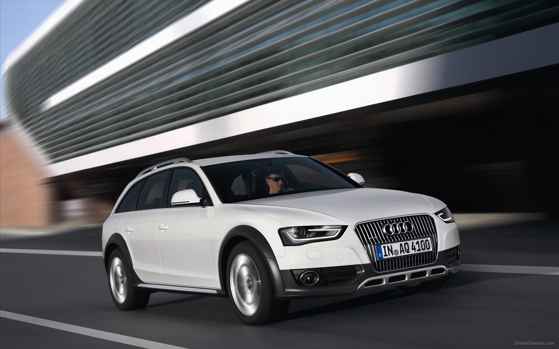 Audi A4 Allroad Quattro HD Wallpapers Luxury widescreen