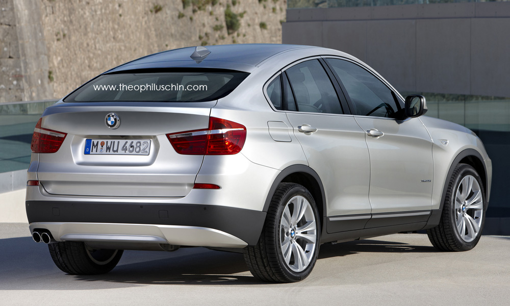 BMW X4 F26 confirmed by CEO High Resolution Wallpaper Free