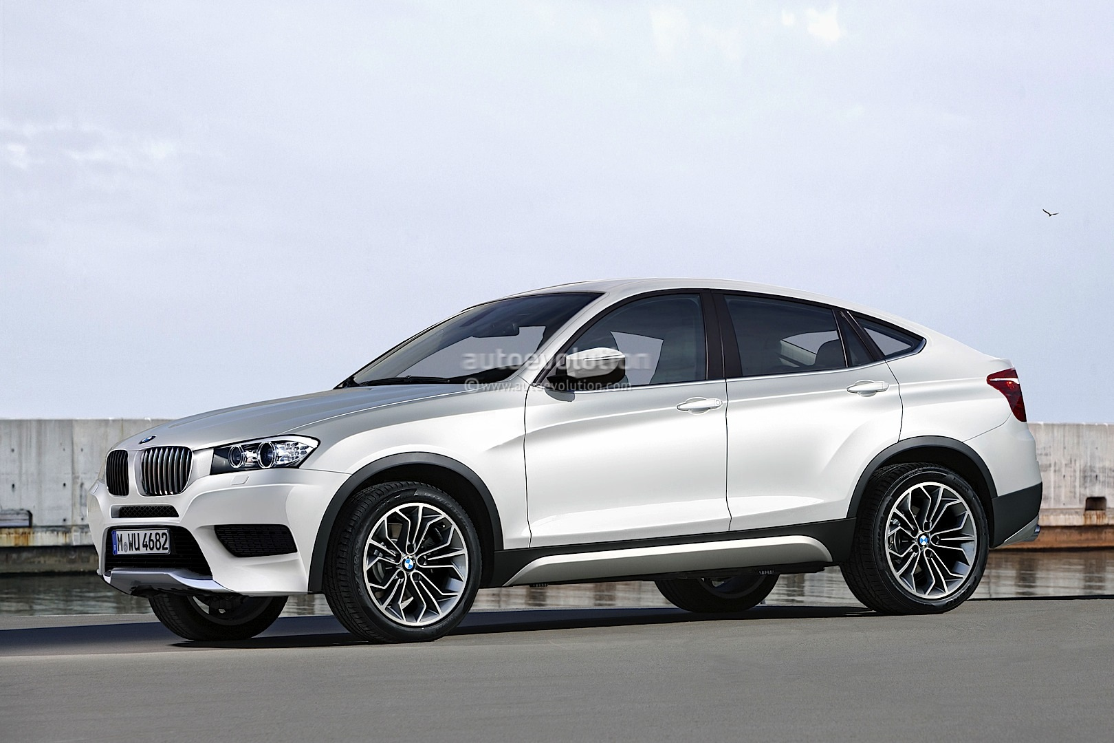 BMW X4 2014 Wallpapers HD  Free Picture Download Image Of Wallpaper