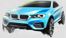 The BMW X4 Concept will be built at Plant Spartanburg in the USA