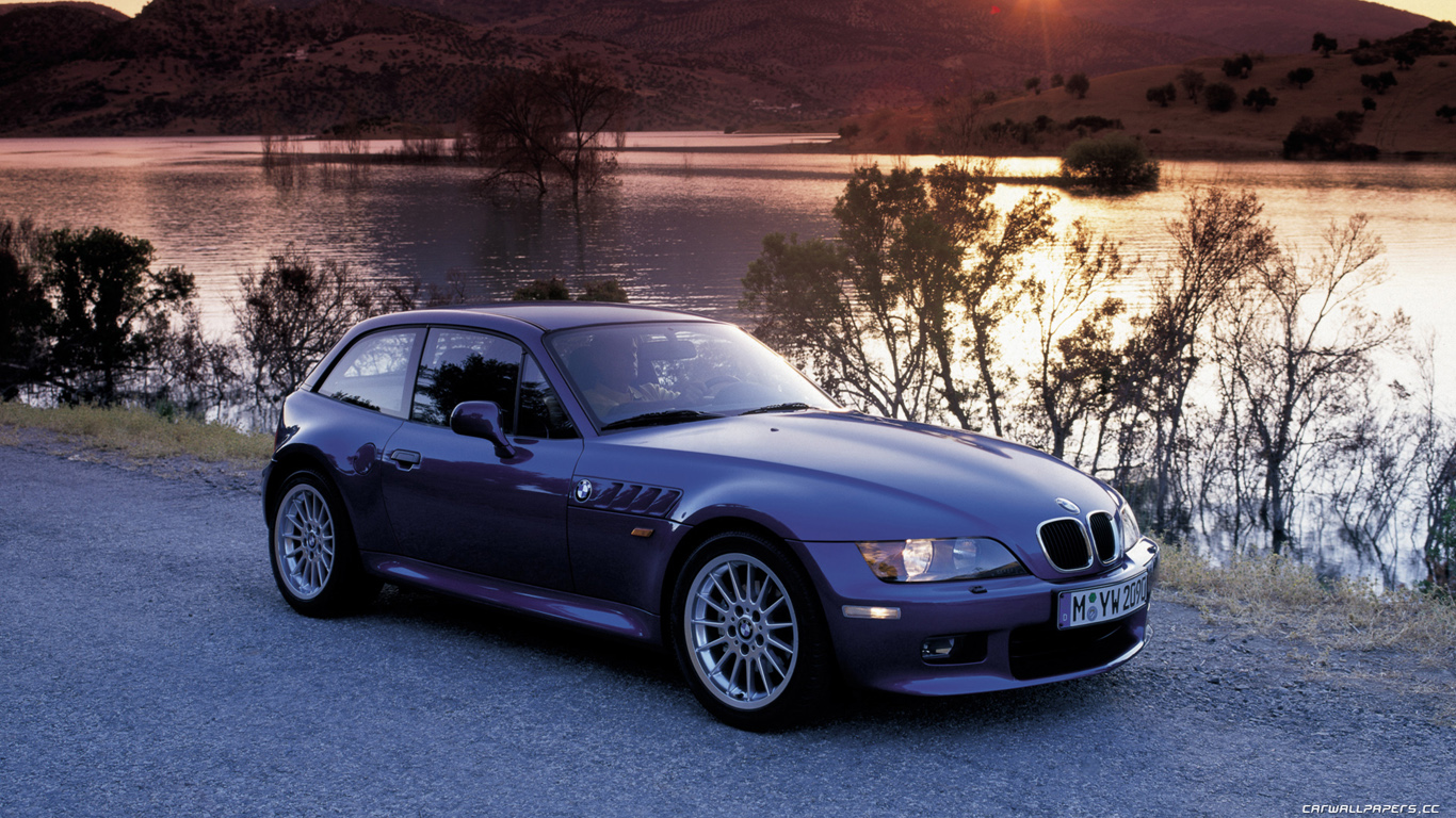 BMW Z3 Coupe 2.8 Best Car High Resolution Wallpaper Free