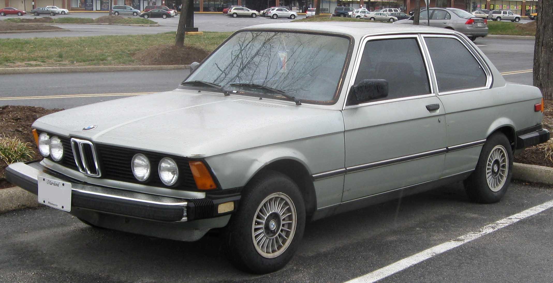 BMW 320i 2 door Photo Free Download Image Of