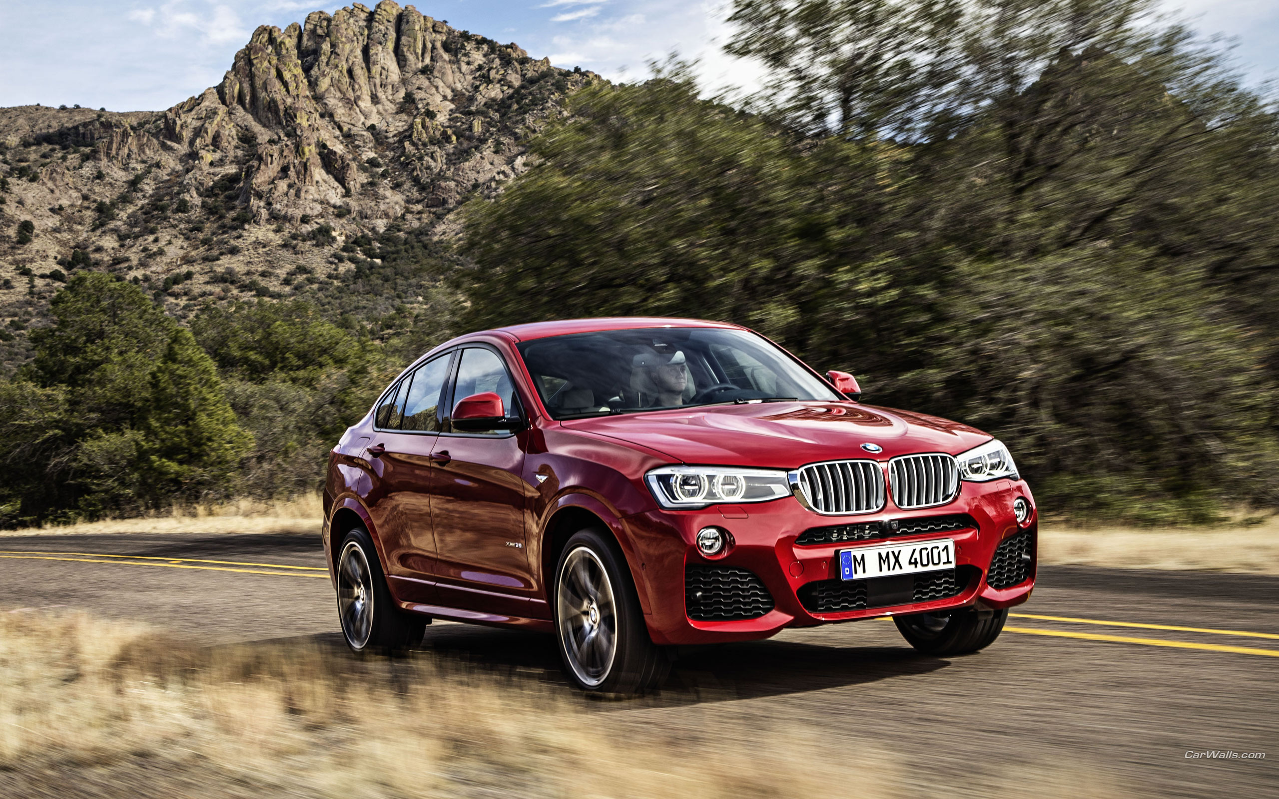 BMW X4 2015 Free Picture Download Image Of