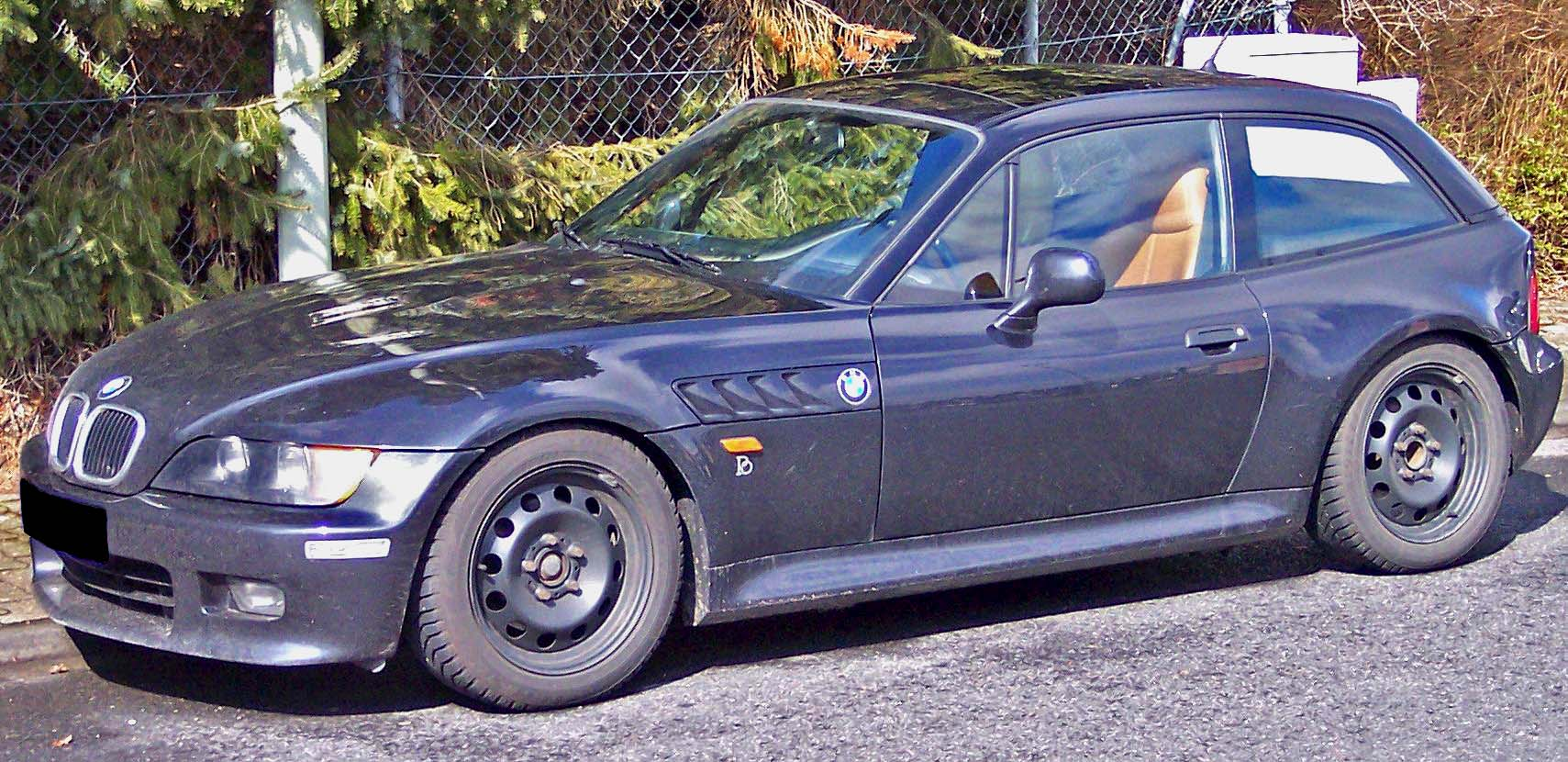 BMW Z3 Coupe vl blue Free Picture Download Image Of